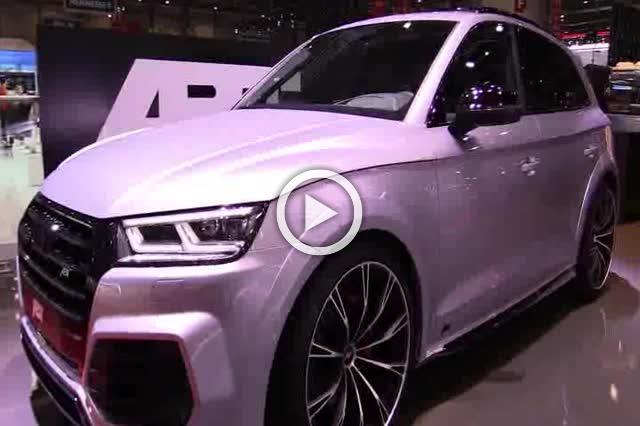Audi ABT SQ5 425hp Exterior and Interior Walkaround Part II
