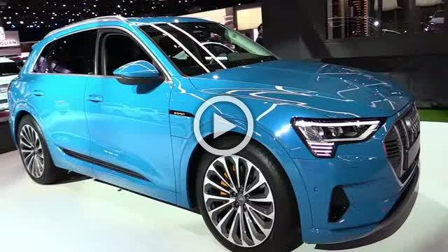 Audi Exterior and Interior Walkaround Auto Show Part II