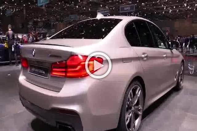 BMW M550d Exterior and Interior Walkaround Part I