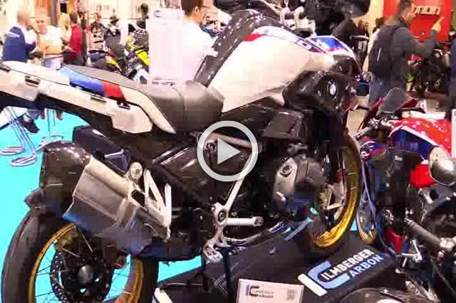 BMW R1250 GS Ilmberger Carbon Accessorized Walkaround