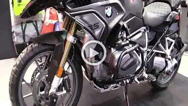 BMW R1250 Motech Accessorized Walkaround Part I