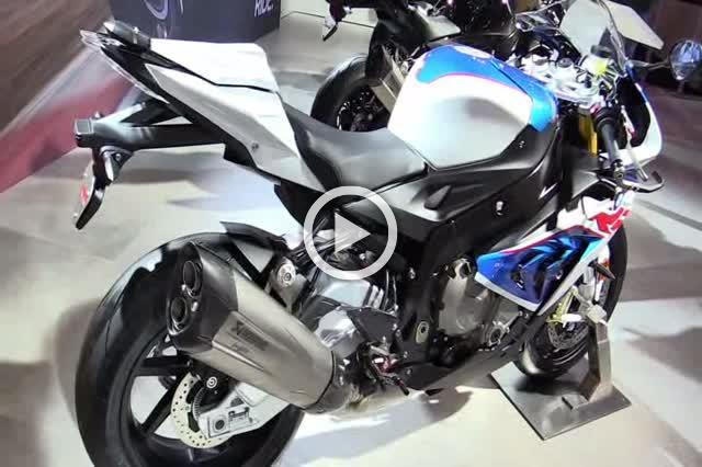 BMW S1000RR Walkaround 2018 Part II