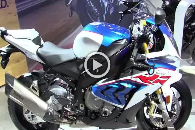 BMW S1000RR Walkaround 2018 Part I