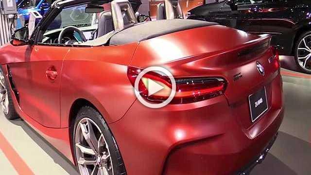 BMW Z4 M40i Exterior and Interior Walkaround Part II