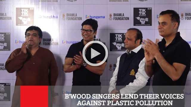 B'wood Singers Lend Their Voices Against Plastic Pollution