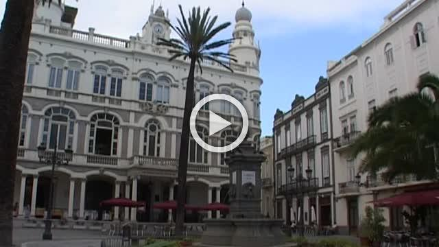 Beautiful City Las Palmas in Gran Canaria Part IV
