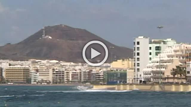 Beautiful City Las Palmas in Gran Canaria Part II
