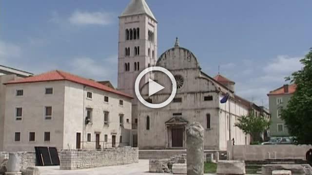Beautiful Zadar Croatia Part I