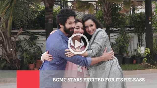 BGMC Stars Excited For Its Release