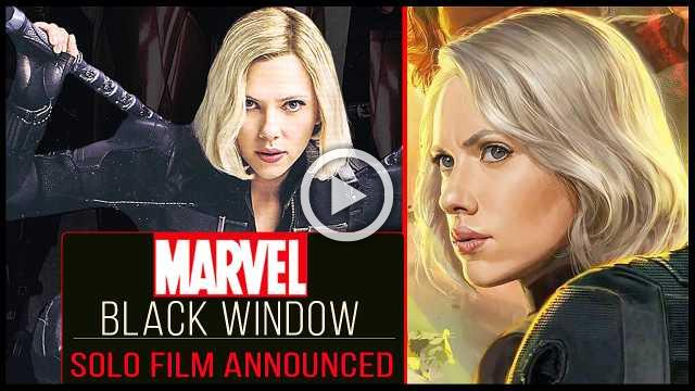 Black Widow Solo Movie Confirmed By Marvel Scarlett Johansson Avengers: Infinity War Jac Schaeffer