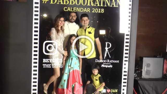 Bollywood In Full Attendance At Daboo Ratnani Calendar Launch
