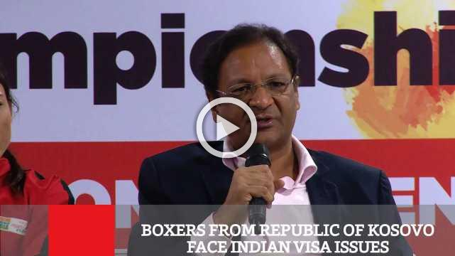 Boxers From Republic Of Kosovo Face Indian Visa Issues