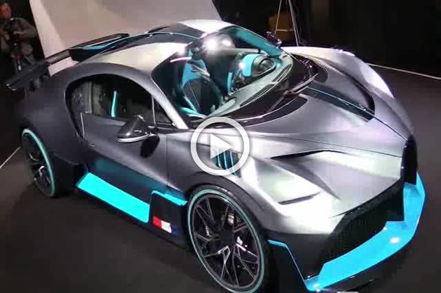 Bugatti Divo Walkaround Part II