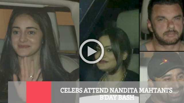 Celebs Attend Nandita Mahtani's B'day Bash