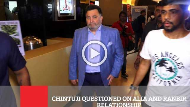 Chintuji Questioned On Alia And Ranbir Relationship