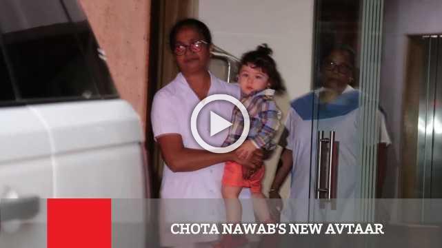Chota Nawab's New Avtaar