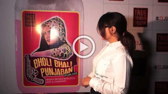 Cocktail Named After 'Fukre' Character Bholi Punjaban