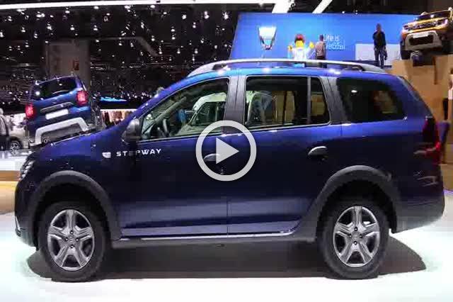 Dacia Logan MCV Stepway Exterior and Interior Walkaround Part I