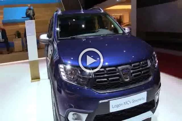 Dacia Logan MCV Stepway Exterior and Interior Walkaround Part II