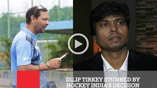 Dilip Tirkey Stunned By Hockey India's Decision