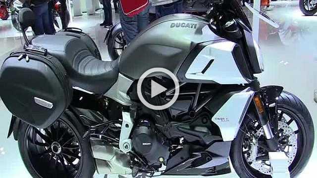 Ducati Diavel 1260 Walkaround Part I