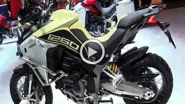 Ducati Multistrada Enduro Walkaround