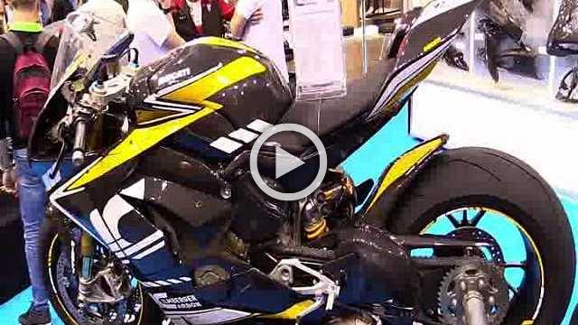 Ducati Panigale V4 S Racing Ilmberger Carbon Accessorized Walkaround Part II