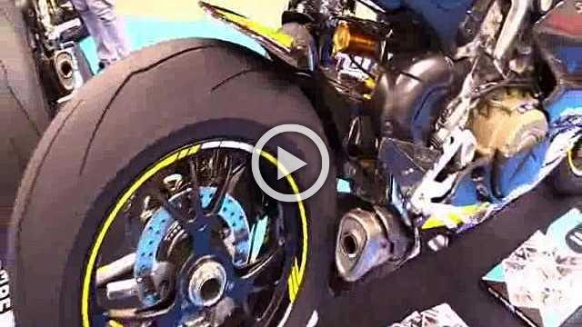 Ducati Panigale V4 S Racing Ilmberger Carbon Accessorized Walkaround Part I