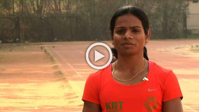 Dutee Chand Delighted To Be Part Of Asian Indoor Athletics