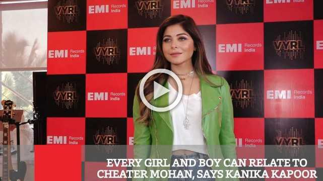 Every Girl And Boy Can Relate To Cheater Mohan, Says Kanika Kapoor