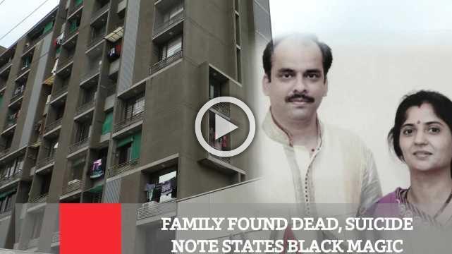 Family Found Dead, Suicide Note States Black Magic