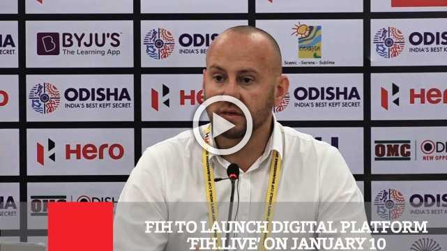 Fih To Launch Digital Platform 'Fih.Live' On January 10