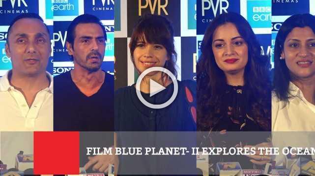 Film Blue Planet - II Explores The Ocean
