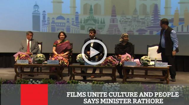 Films Unite Culture And People Says Minister Rathore