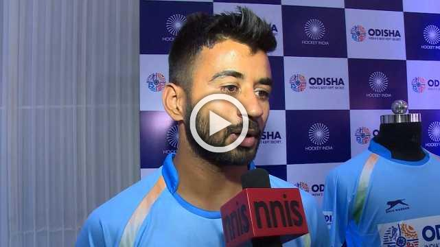 Focus Of The Team Is To Win The Asian Games & Qualify For 2020- Manpreet