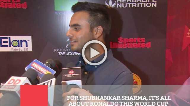 For Shubhankar Sharma, It's All About Ronaldo This World Cup