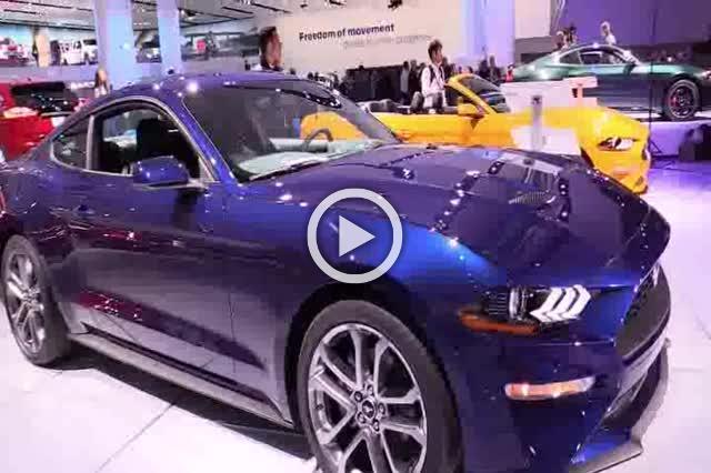 Ford Coupe Premium Exterior and Interior Walkaround Part I