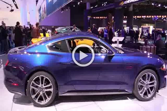 Ford Coupe Premium Exterior and Interior Walkaround Part II