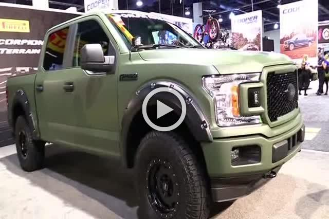 Ford F150 by Galpin Auto Sports Walkaround 2018 Part II