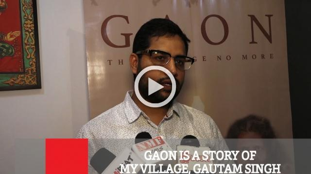 Gaon Is A Story Of My Village, Gautam Singh