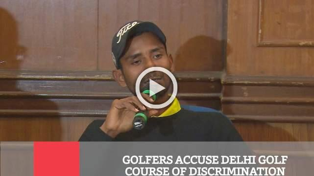 Golfers Accuse Delhi Golf Course Of Discrimination