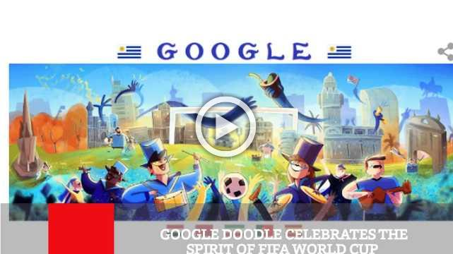 Google Doodle Celebrates The Spirit Of Fifa World Cup