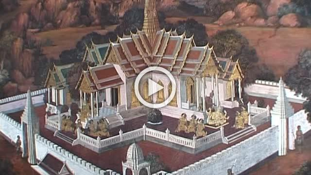 Beautiful Grand Palace in Thailand Part III