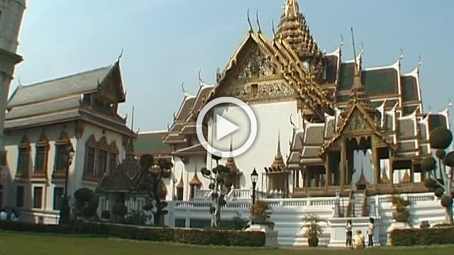 Beautiful Grand Palace in Thailand Part II
