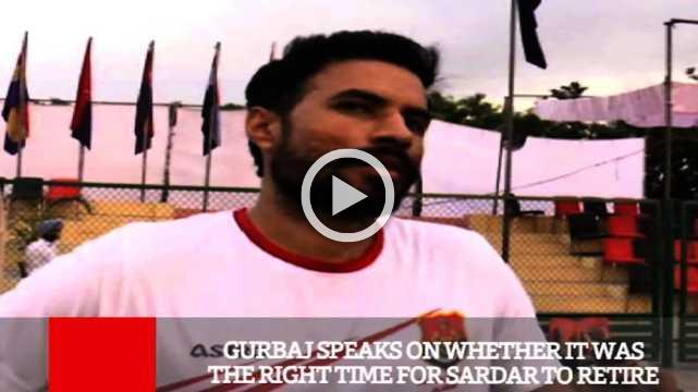 Gurbaj Speaks On Whether It Was The Right Time For Sardar To Retire