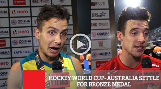 Hockey World Cup- Australia Settle For Bronze Medal