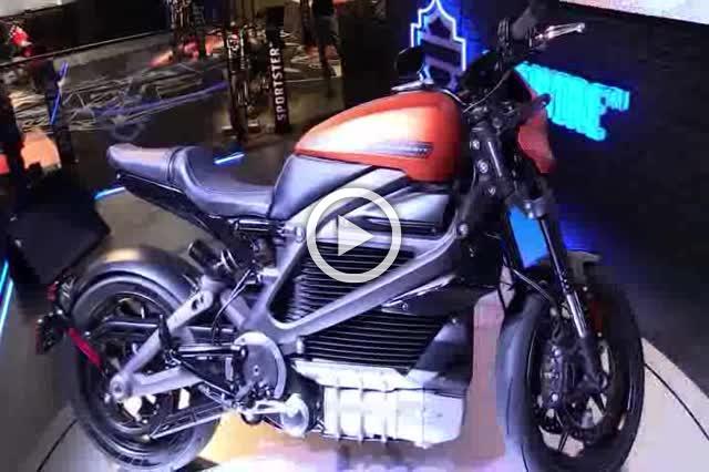 Harley Davidson Livewire Electric Bike Walkaround Part I