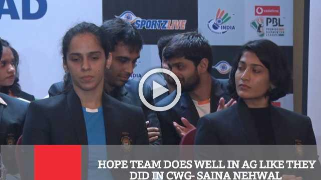 Hope Team Does Well In Ag Like They Did In CWG- Saina Nehwal