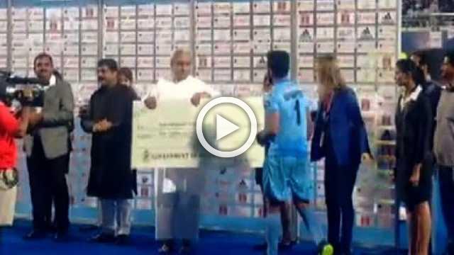 HWL Final- India Claim Bronze Beating Germany 2-1