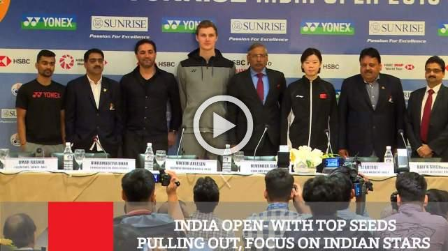 India Open- With Top Seeds Pulling Out, Focus On Indian Stars